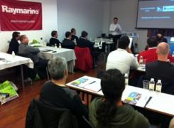 Hoy con nuestros distribuidores de Galicia