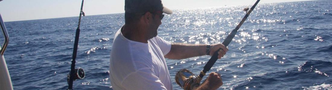 Azimut Marine y Raymarine patrocinadores oficiales de las Competiciones Nacionales de Pesca de Altura 2014