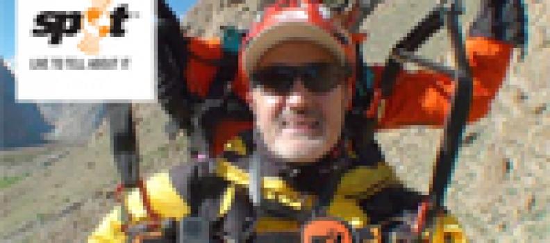 Azimut Outdoor y Spot con Ramón Morillas, Campeón del Mundo en Paramotor