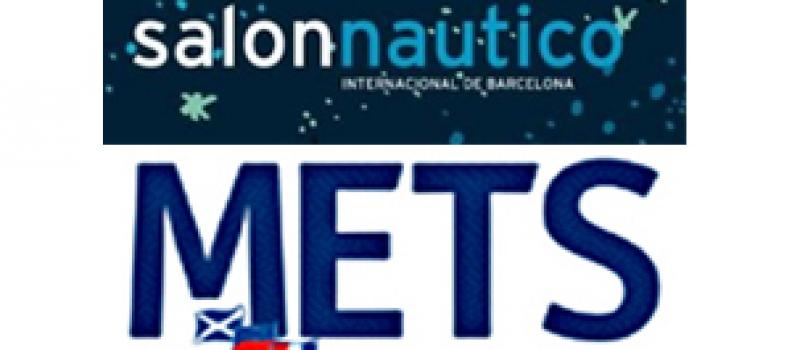 Azimut Marine en los salones náuticos de Barcelona y Mets (Holanda)